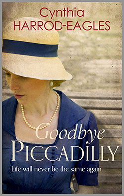 Goodbye Piccadilly book cover